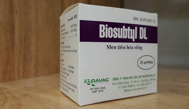 thuốc biosubtyl dl giá bao nhiêu