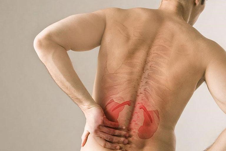 Thận yếu gây ảnh hưởng xấu tới toàn bộ cơ thể, đặc biệt là sức khỏe sinh lý