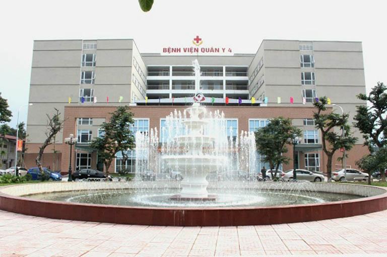 Bệnh viện Quân Y 4 chữa bệnh trĩ ở Nghệ An