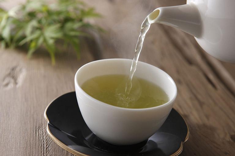 tác dụng của lá trà xanh