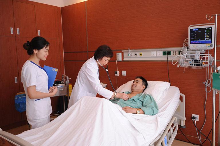Bệnh viện mổ áp xe hậu môn