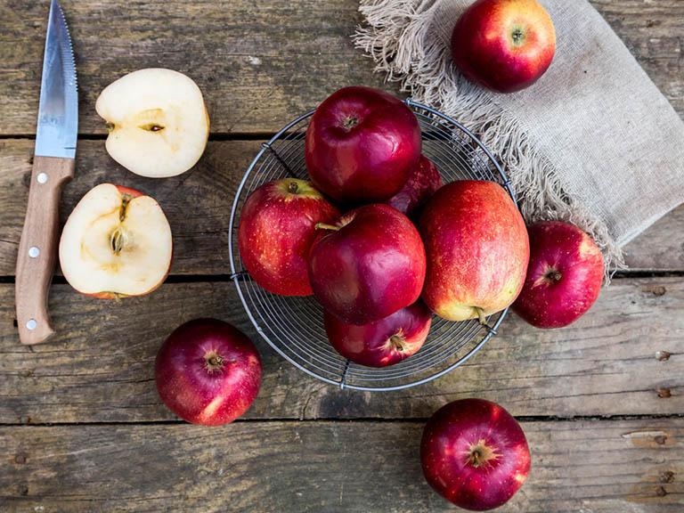 táo có nhiều đường không