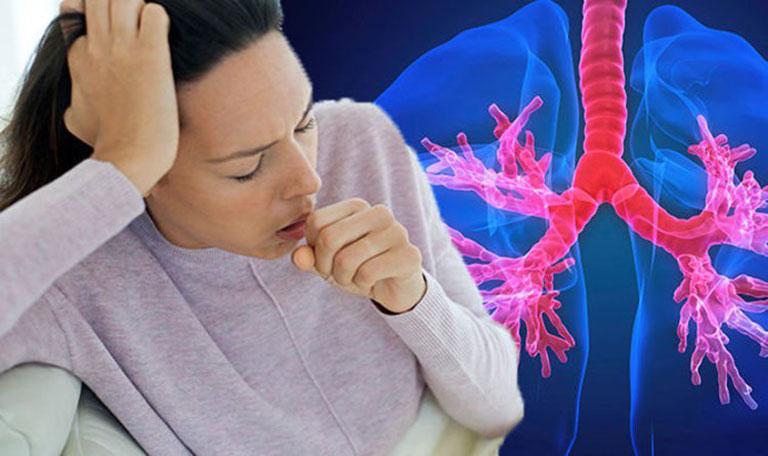 Bệnh hen phế quản có thể gây ra những biến chứng nguy hiểm cho bệnh nhân
