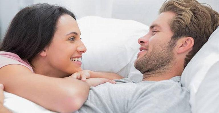 lợi ích của quan hệ tình dục vào buổi sáng