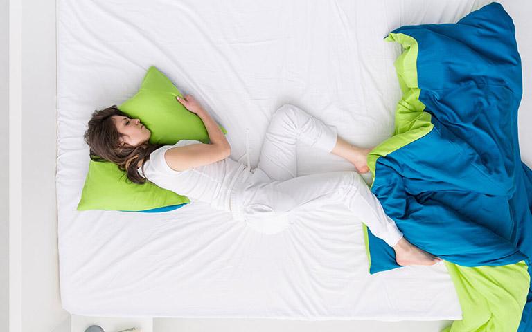 mất ngủ ở thanh niên