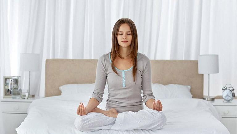 cách chữa mất ngủ sau sinh