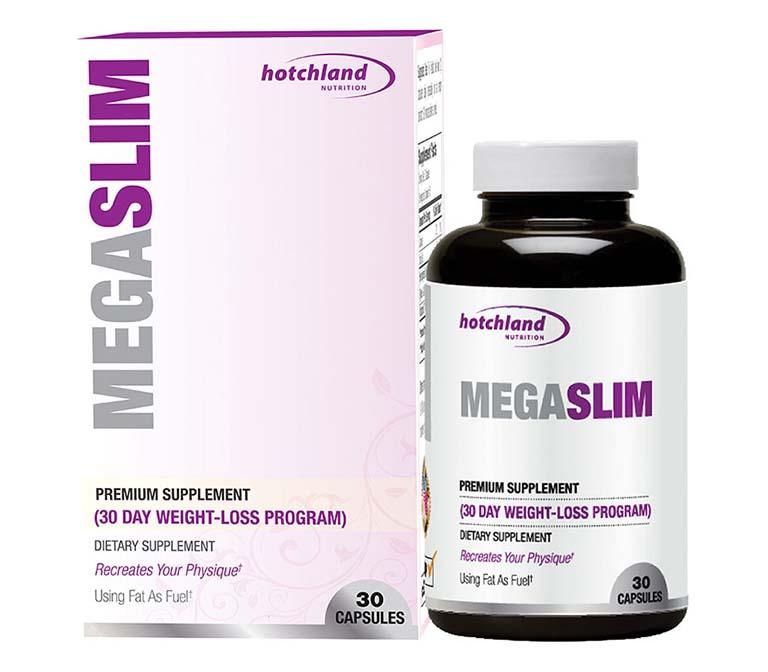 Thực phẩm chức năng giảm cân Megaslim