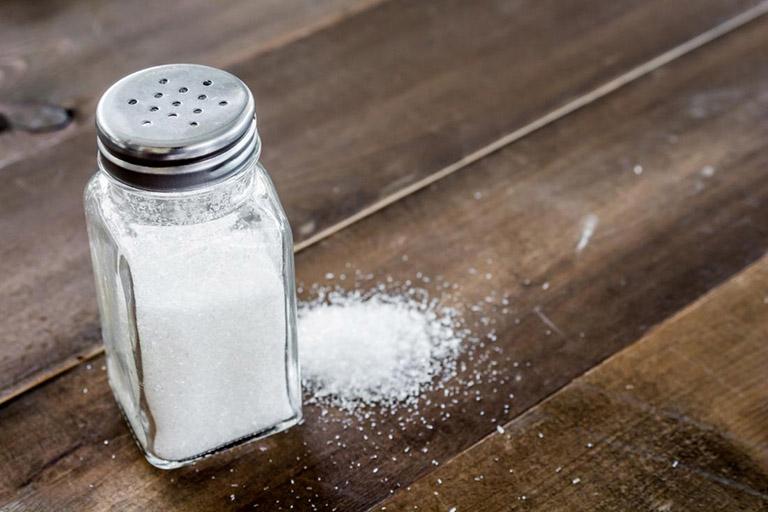 công dụng của muối ăn