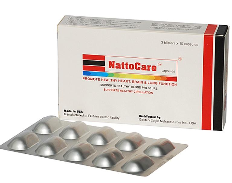 Sản phẩm Nattocare