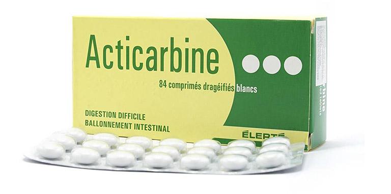 công dụng thuốc acticarbine