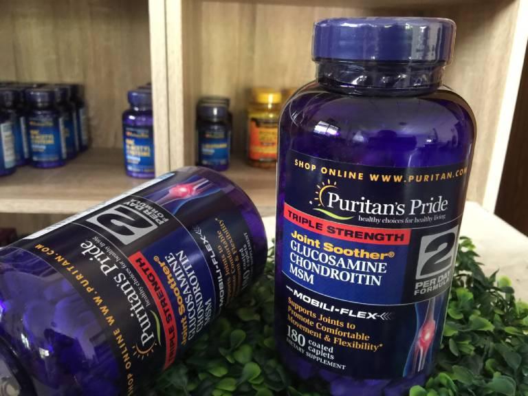 thuốc Glucosamine Puritan's Pride