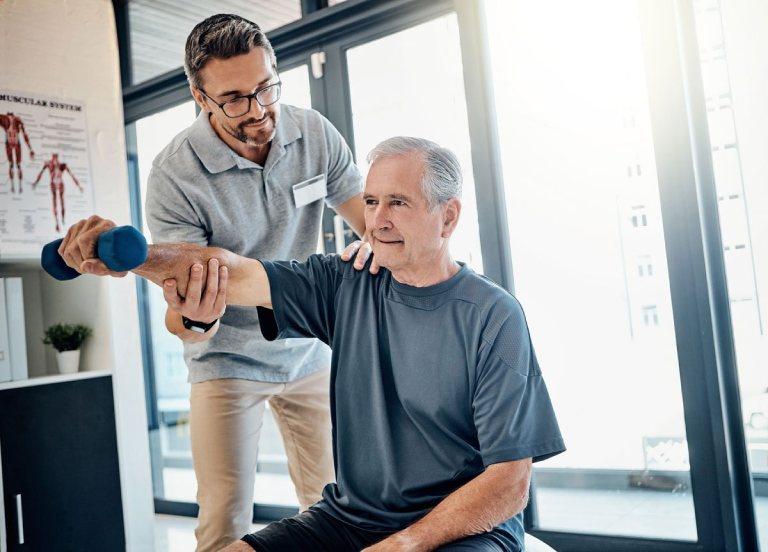 Vật lý trị liệu phục hồi chức năng