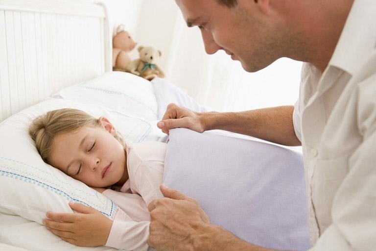 viêm tiểu phế quản bội nhiễm ở trẻ em