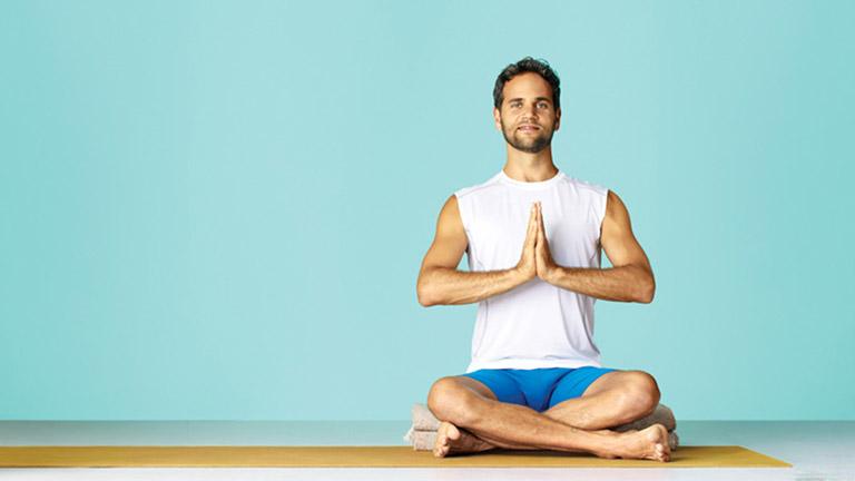 bài tập yoga chữa mất ngủ