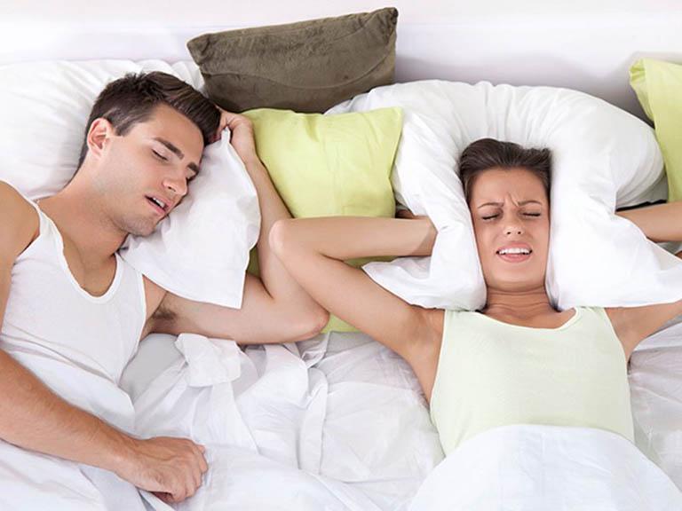 9 bước chữa ngủ ngáy