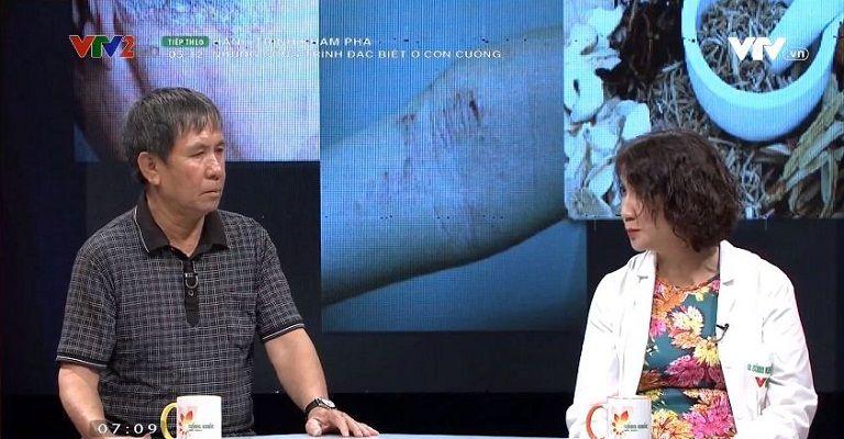 Bác sĩ Tuyết Lan sống khỏe mỗi ngày VTV2