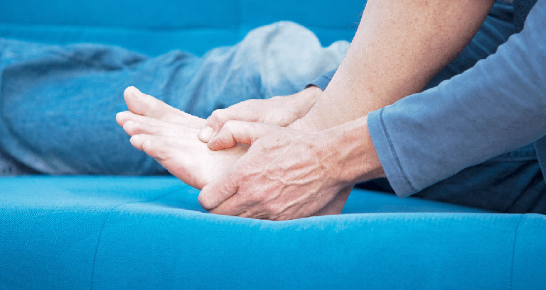 triệu chứng bệnh gout