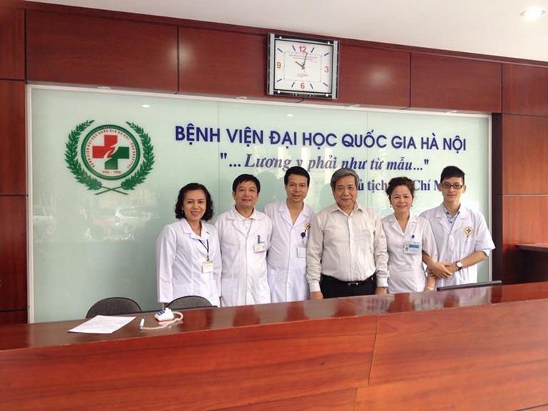 Bệnh viện Đại Học Quốc Gia Hà Nội