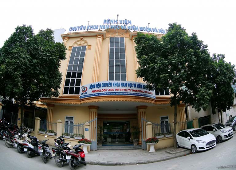 bệnh viện nam khoa Hà Nội