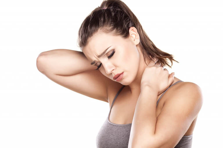 cách chữa đau vai gáy tại nhà