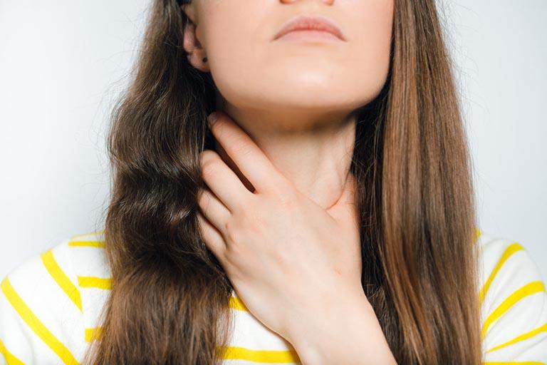 hạt cải canh chữa viêm họng