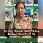 Cô Vân chia sẻ hành trình chữa viêm đại tràng tại Thuốc dân tộc