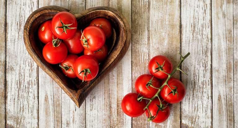 tác hại của cà chua