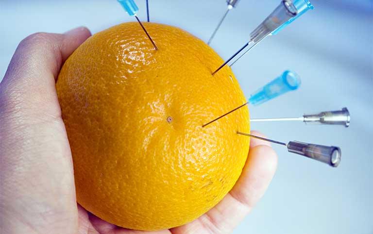 uống nước cam