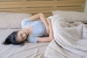 đau bụng kinh kéo dài
