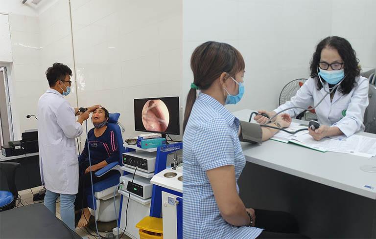 Chẩn bệnh kết hợp Đông - Tây y đánh giá sức khỏe toàn diện