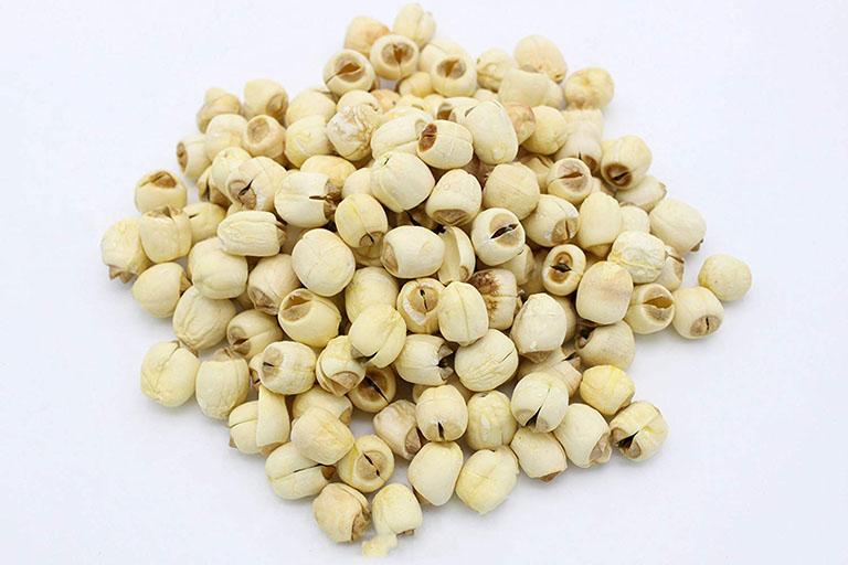 ăn hạt sen có tác dụng gì