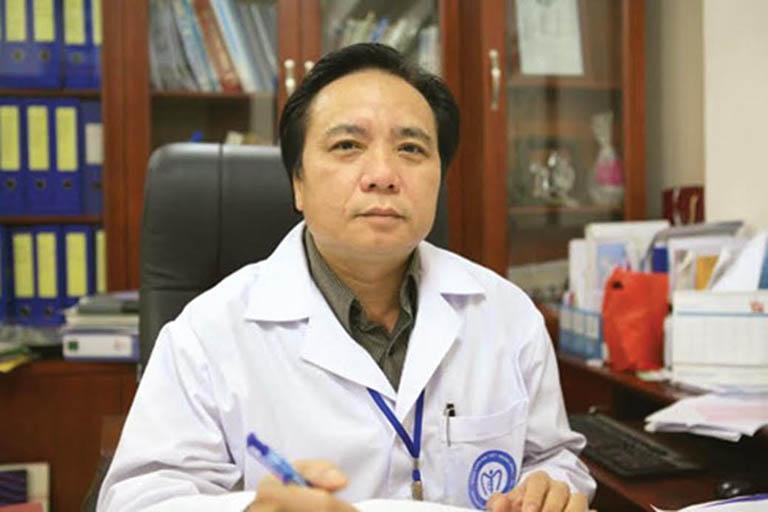 Phó giáo sư, Tiến sĩ, Bác sĩ Trần Ngọc Lương