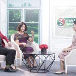 """BS Tuyết Lan tham gia chương trình """"Vì sức khỏe người Việt"""""""