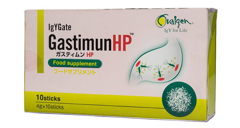 GastimunHP là thuốc gì