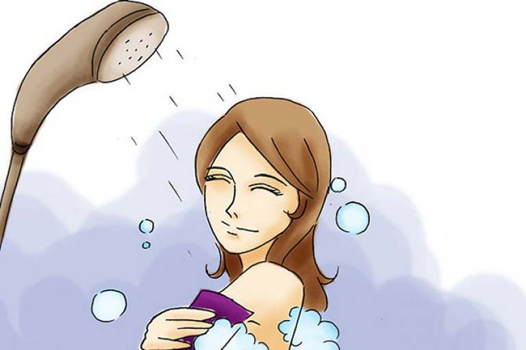 vệ sinh vùng kín đúng cách khi bị viêm phụ khoa nhẹ