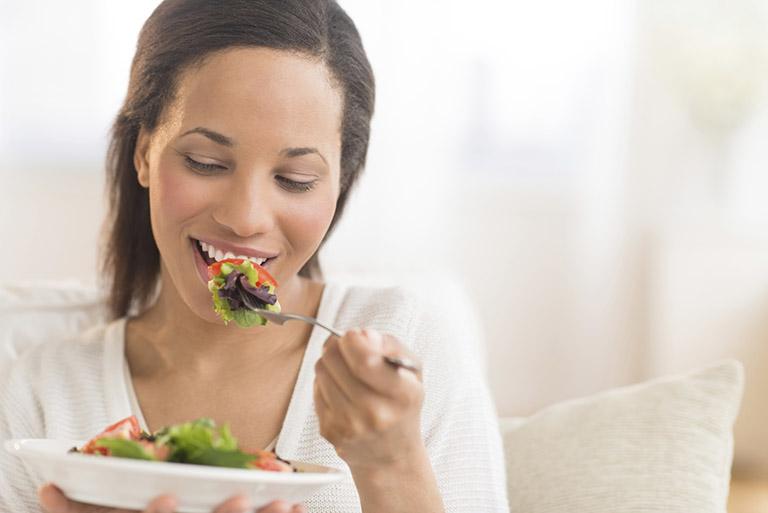 món ăn kiểm soát cơn trào ngược dạ dày