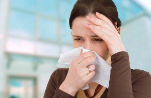nghẹt mũi không ngửi được mùi