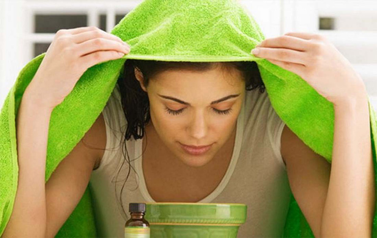 cách chữa ngạt mũi ù tai