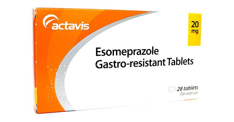 Thuốc đau dạ dày Esomeprazole
