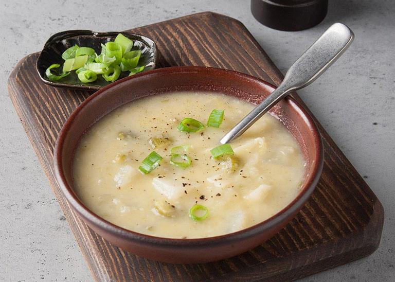 hình ảnh cây tỏi tây