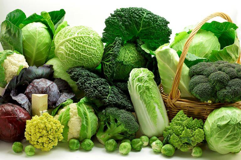 Trào ngược dạ dày nên ăn rau gì