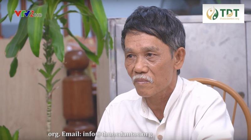 Bác Thành chia sẻ về hành trình điều trị bệnh tại Thuốc dân tộc