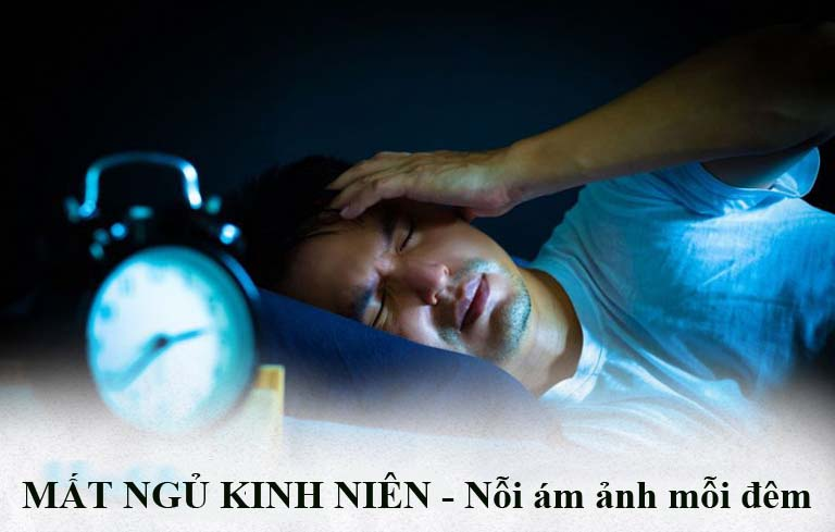 Chữa mất ngủ kinh niên