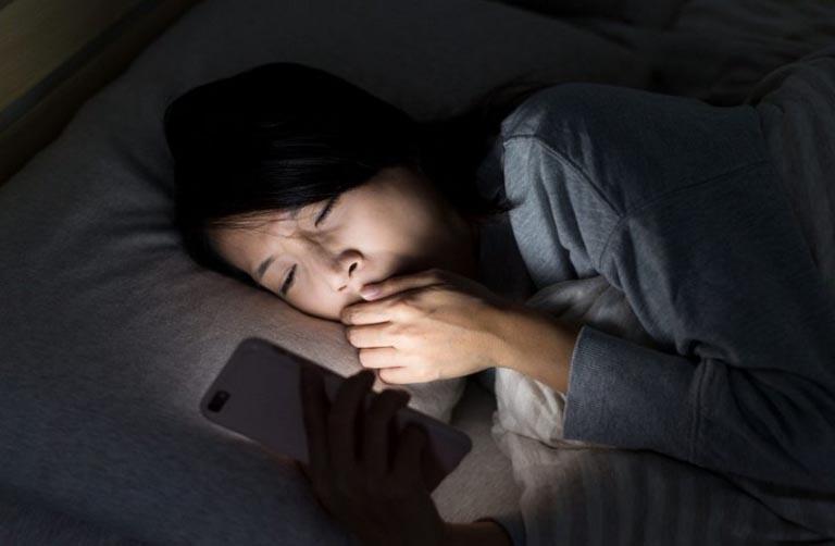 cách chữa mất ngủ về đêm