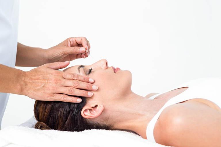 cách chữa mất ngủ đau đầu