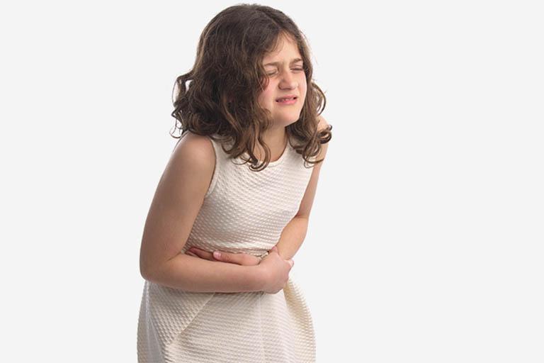 Trẻ 7 tuổi bị trào ngược dạ dày