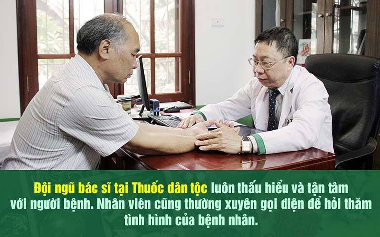 Nghệ sĩ Bình Xuyên và bác sĩ Lê Hữu Tuấn
