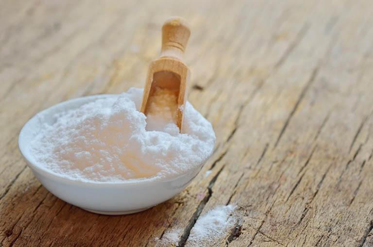 cách chữa bệnh viêm xoang gây hôi miệng bằng baking soda