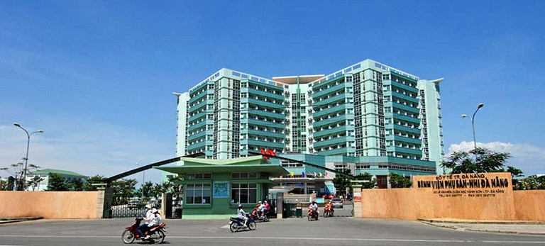 chụp tử cung vòi trứng ở Bệnh viện Phụ Sản - Nhi Đà Nẵng