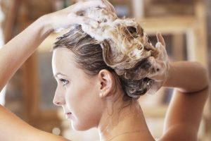 Dầu gội trị vẩy nến da đầu